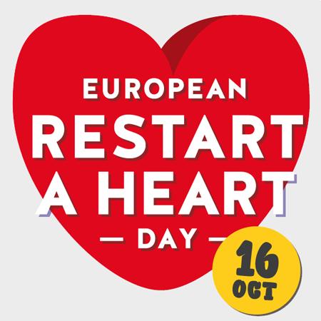 Więcej informacji o Europejskim Dniu Przywracania Czynności Serca znajdziecie na stronie: http://restartaheart.eu